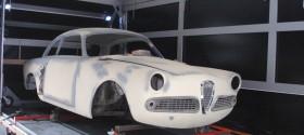 Alfa Giulietta Sprint Veloce 750E – 1957